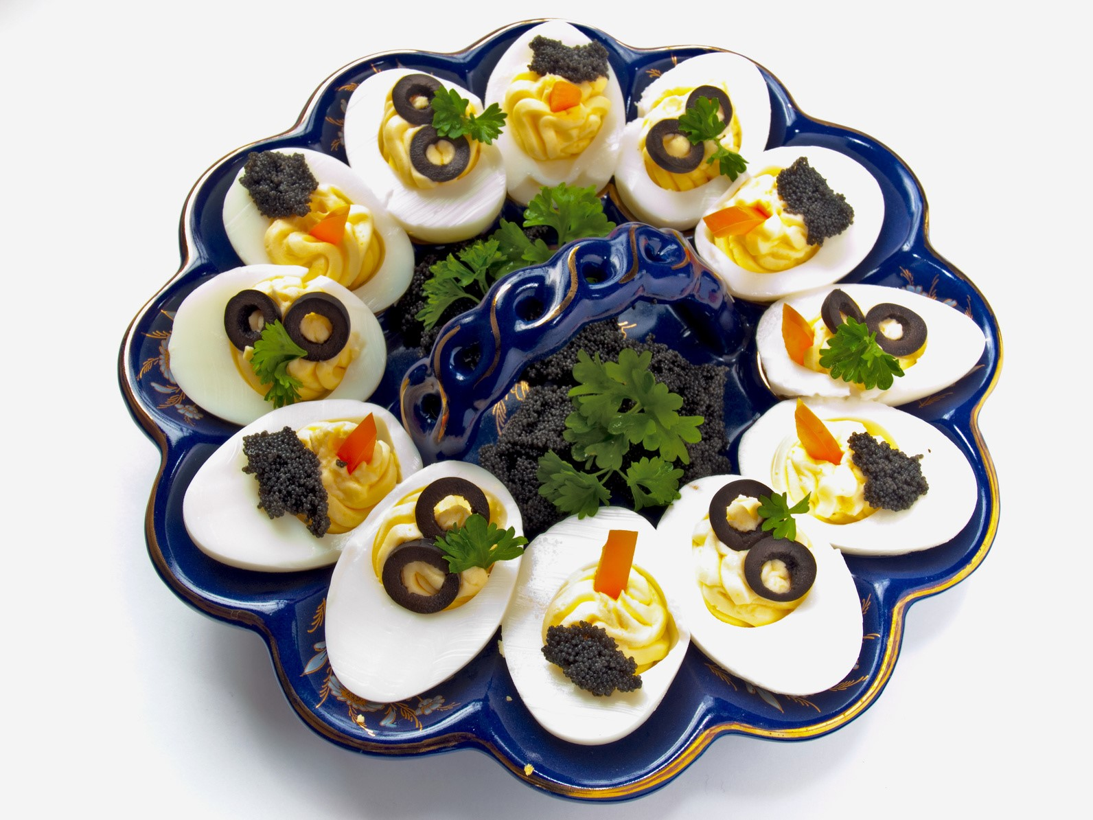 fingerfood gefüllte eier rezept